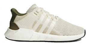 adidas EQT Support 93/17 sneakers men white/green