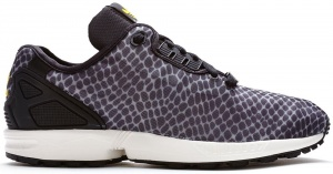 Grijs Sport Sneakers Heren Internet Decon Adidas Zx casuals Flux DHE29YWI