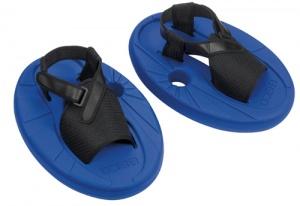 Beco unisex Flip Flops hellblau Größe 42