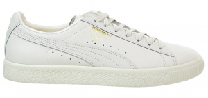 new arrival 82dde cc2e7 Puma Clyde Natural sneakers white men