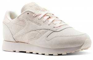 Licht Roze Sneakers : Reebok sneakers classic leather nbk ladies light pink internet