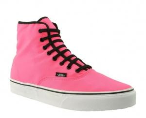 Vans Authentic Sneakers for Women Pink