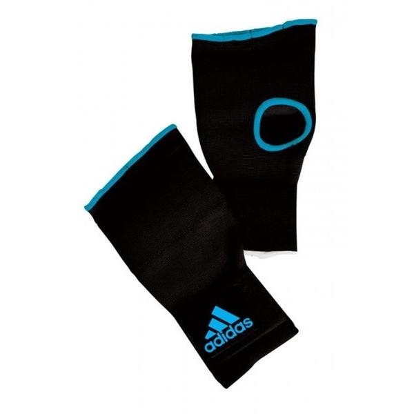 Adidas Binnenhandschoenen Zwart-Blauw XL