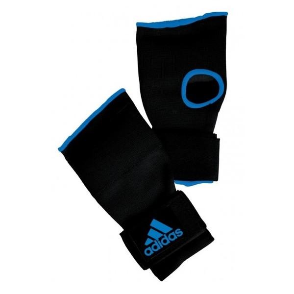 Adidas Binnenhandschoen met Voering Zwart-Blauw_XL