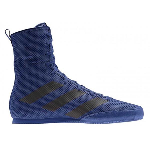 adidas Box Hog 3 boksschoenen blauw heren maat 44 2-3