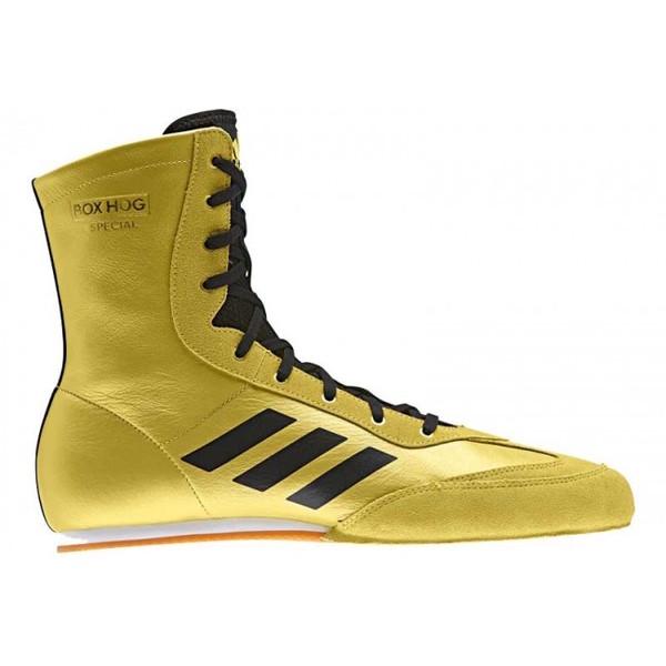 adidas Box Hog 3 boksschoenen goud heren maat 44 2-3
