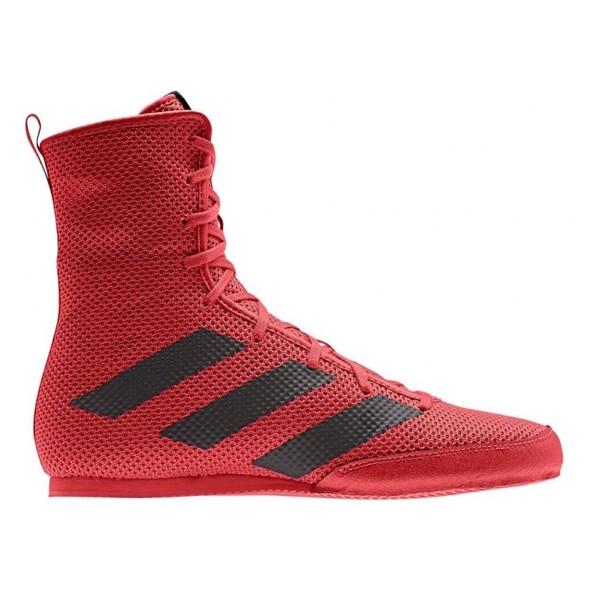 adidas Box Hog 3 boksschoenen rood heren maat 46 2-3