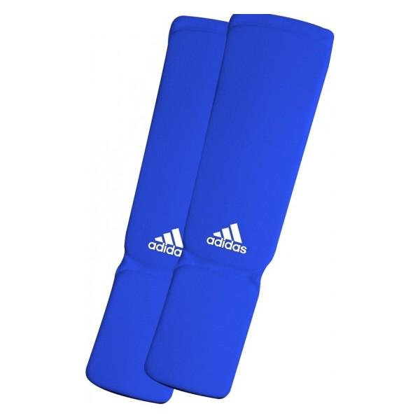 Adidas Elastische Scheenbeschermer Blauw L