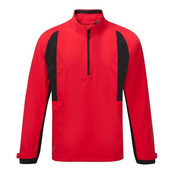 adidas Golf regenjack Gore Tex heren rood maat XS