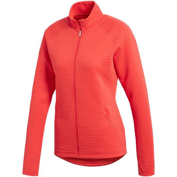 adidas golfjack Essentials dames rood maat XS