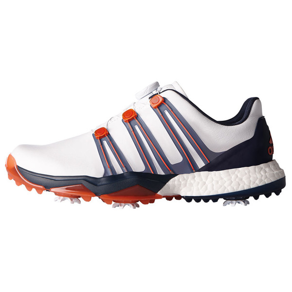 adidas golfschoenen Powerband BOA wit heren maat 40 2-3