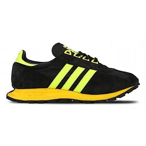 adidas hardloopschoenen Racing 1 heren zwart maat 38