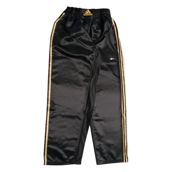 Adidas Kick Boxing Pants Climacool Black-Gold