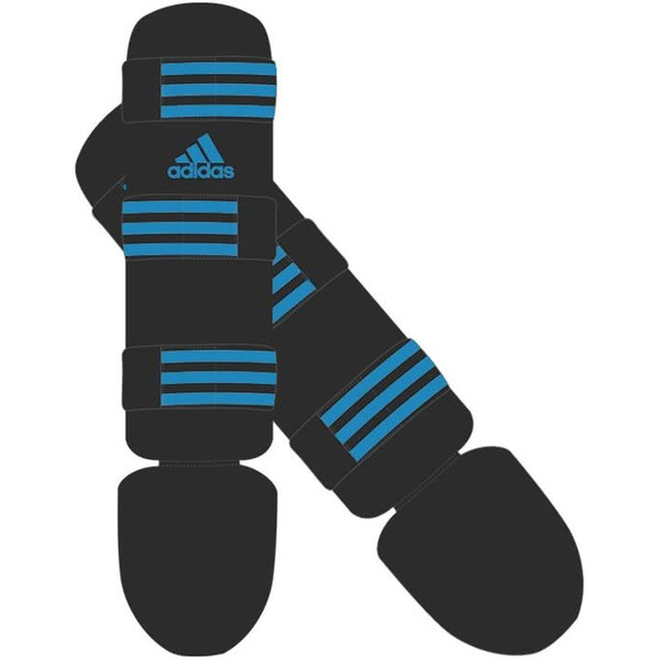 Adidas Scheenbeschermer Good Zwart Blauw XS