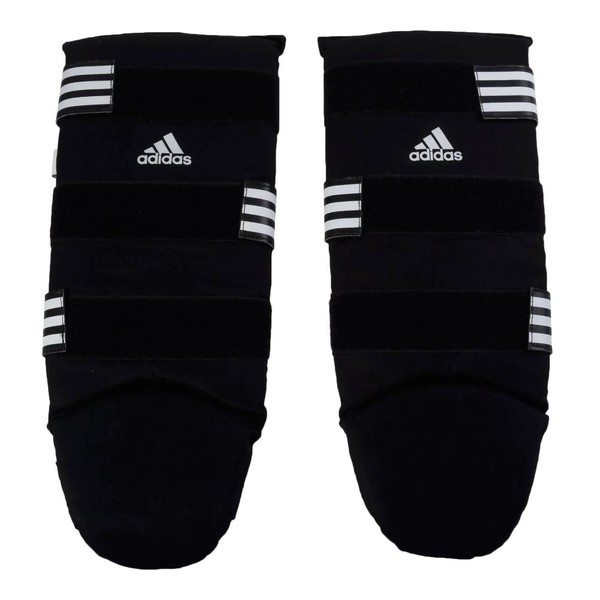 Adidas Scheenbeschermer Good Zwart Wit XXS