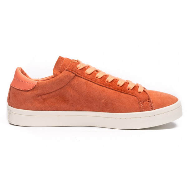adidas sneakers Court Vantage dames oranje maat 36