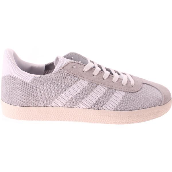 adidas sneakers Gazelle Primeknit unisex grijs maat 36 2-3