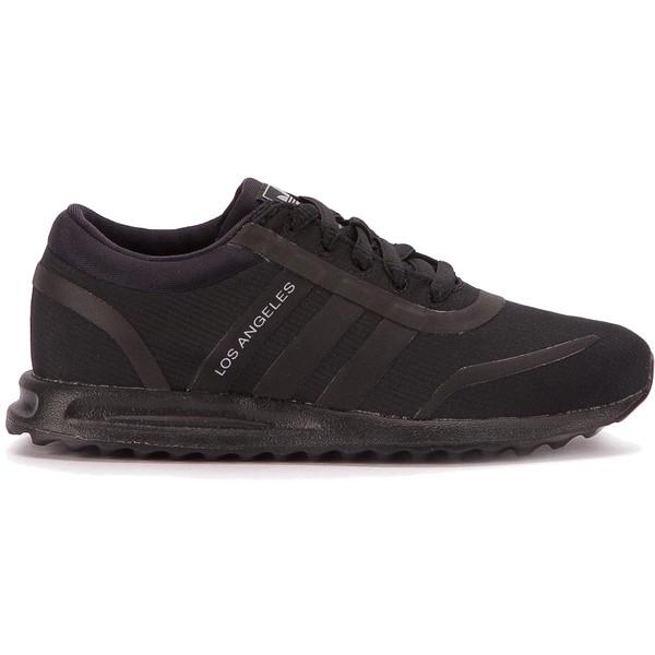 adidas sneakers Los Angeles C junior zwart maat 29