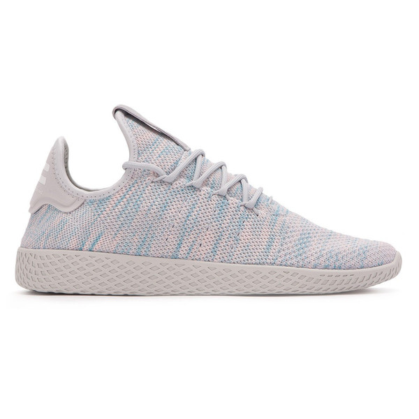adidas sneakers PW Tennis HU unisex lichtblauw-wit maat 36 2-3