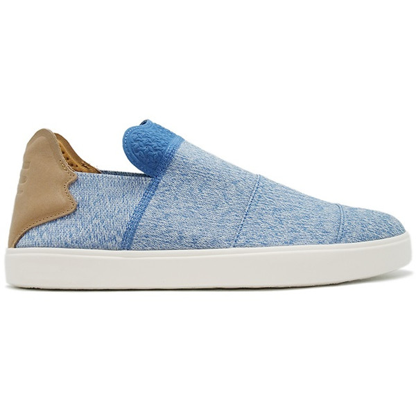 adidas sneakers Vulc Slip On PW heren blauw mt 37 1-3