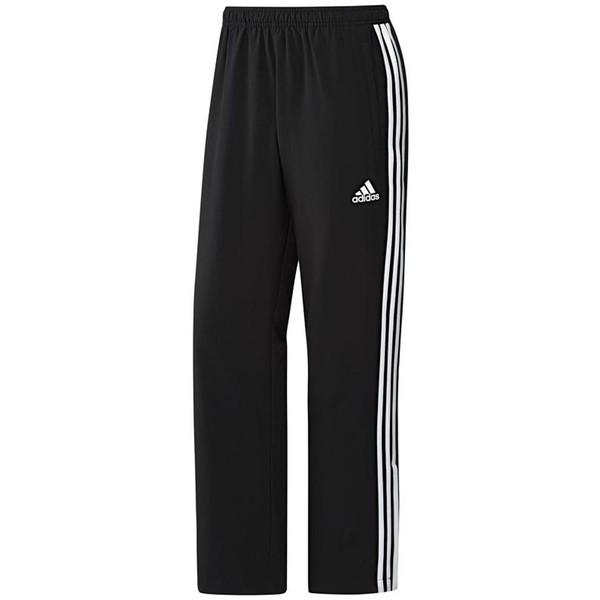 adidas T16 trainingsbroek heren zwart-wit maat XS