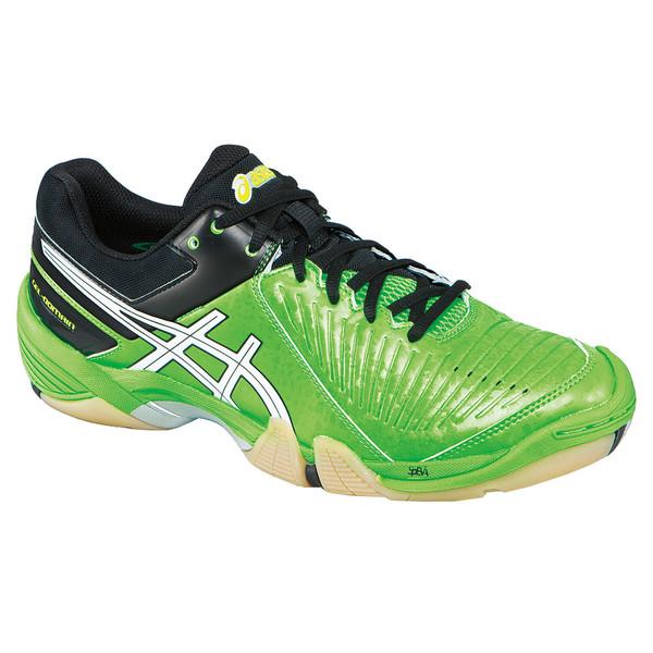Asics handbalschoenen Gel Domain 3 heren groen maat 48