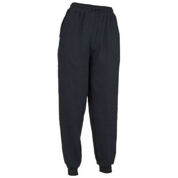 JOGGINGBROEK SENIOR MARINE MAAT S