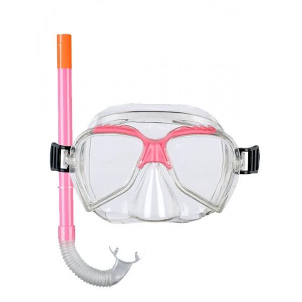 Beco Snorkelset Junior Leeftijd 4+ Roze