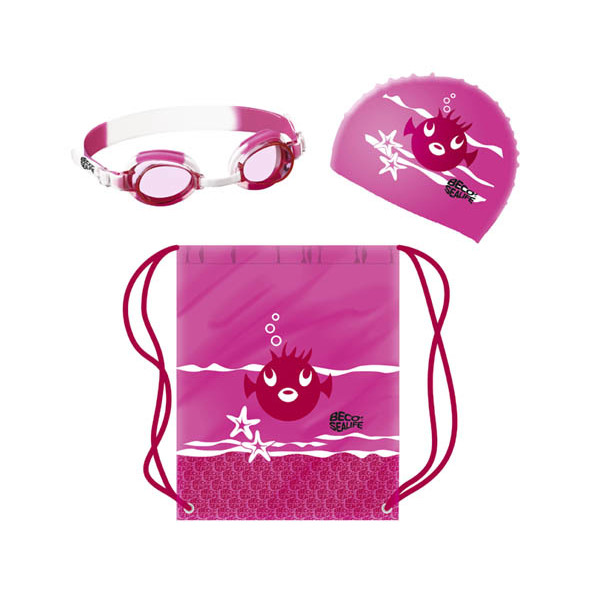 SEALIFE Swim Set II pink