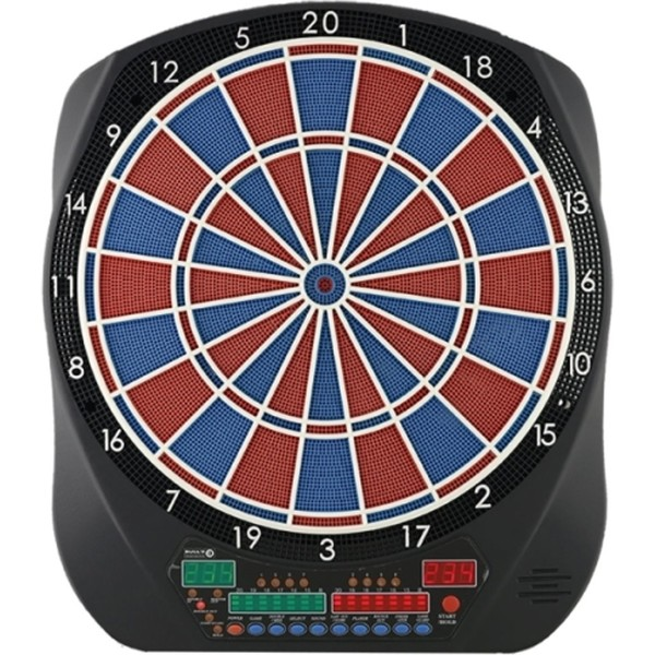 Bull´s Flash Elektronisch dartbord 40,5 cm rood-blauw