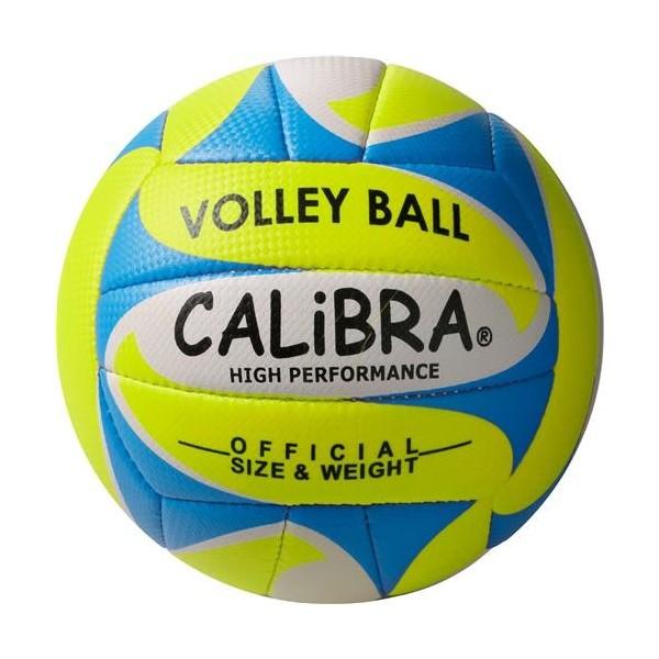 Calibra Beachvolleybal Alegre 2.0 geel-blauw-wit maat 5