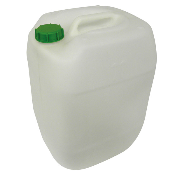 Carpoint Water jerrycan 30 liter kunststof wit