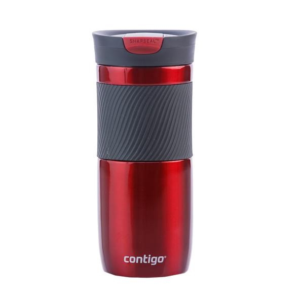 Thermosbeker Byron Snapseal 470 ml Red Contigo
