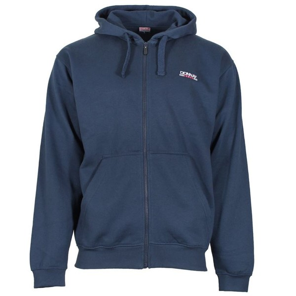 Donnay Hooded fleece vest (H)