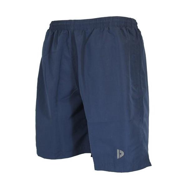 Donnay sportbroek met logo kort heren navy maat M
