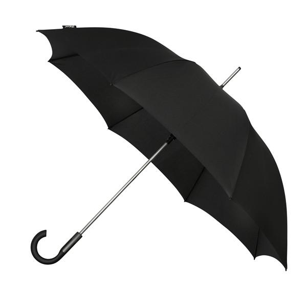 Falcone Lange Paraplu Zwart