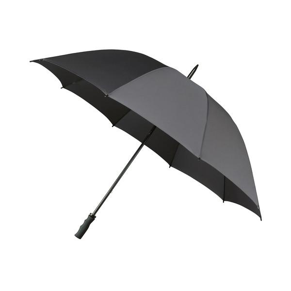 Falcone Windproof Golf- Paraplu Extra Sterk Grijs