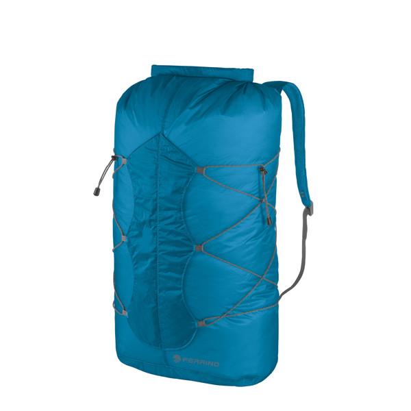 Ferrino Pudong rugzak met trekkoord blauw 25 liter
