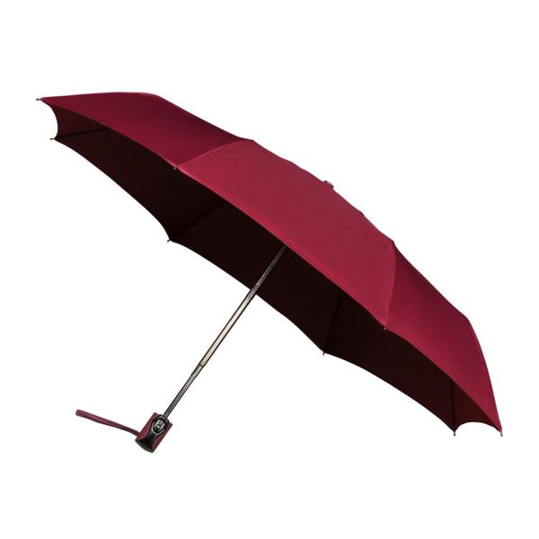 miniMAX, Open+Close Paraplu Glasfiber (Bordeauxrood)
