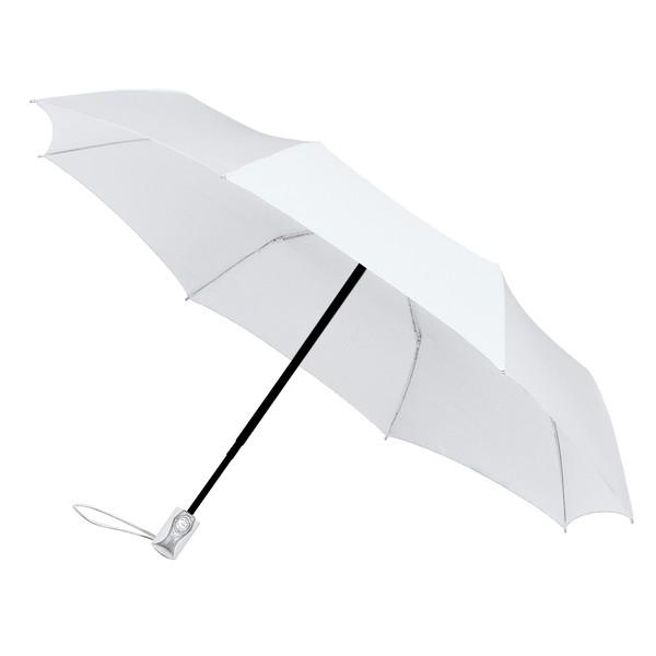 Minimax, Open&close Paraplu Glasfiber (wit)