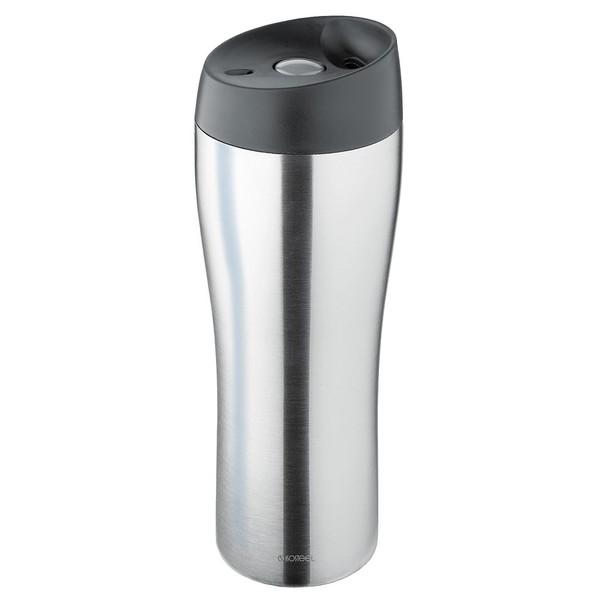 Thermosbeker Isosteel Thermosfles 0,4 l RVS (geborsteld) 400 ml