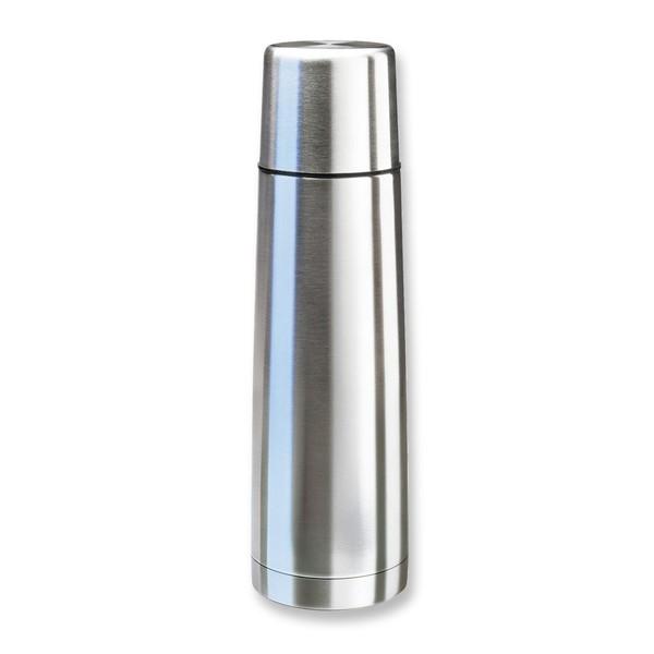 Thermosfles Isosteel Slimline 0,75 l RVS (geborsteld) 0.75 l
