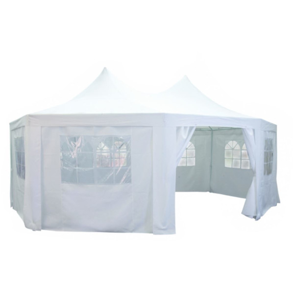 Pagode Partytent 6 x 4 x 3.5 Lifetime Garden