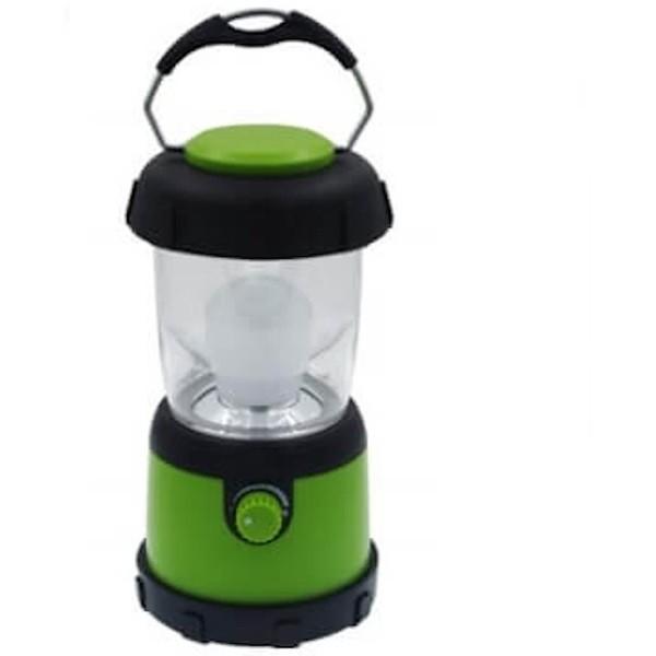 MacGyver campinglamp Dimmer 18,5 cm groen