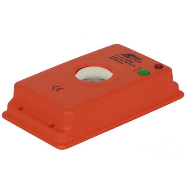 MARDERfix marterbestrijder akoestisch batterij oranje