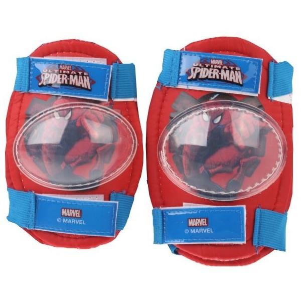 Marvel Elleboog en kniebeschermers Spiderman rood/blauw kopen? Sport & Casuals met voordeel vind je hier