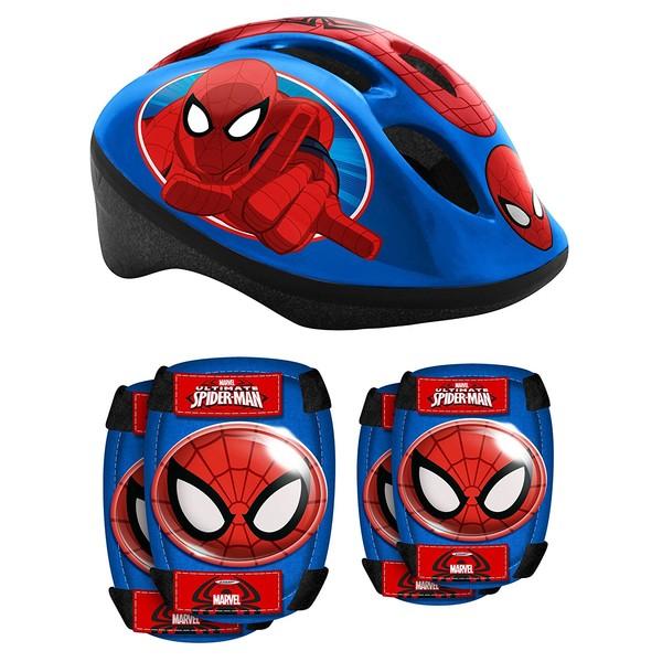 Spider-Man Helmet & Saftyset