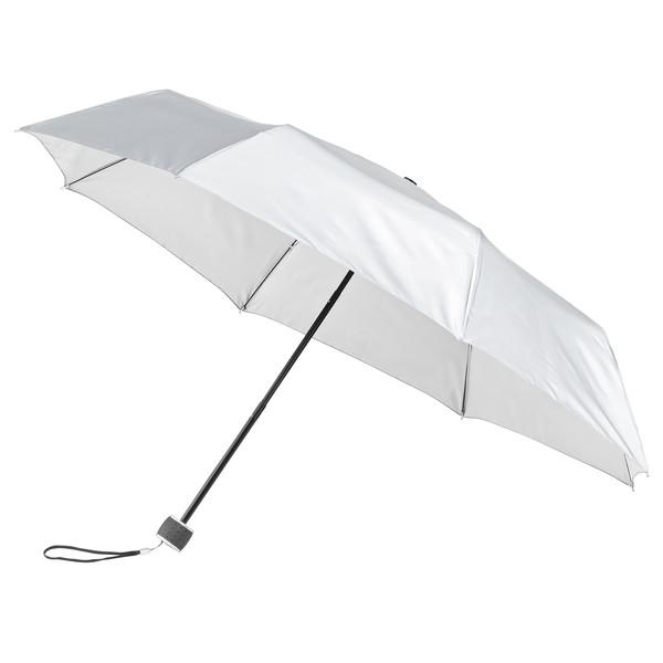 Minimax Windproof Paraplu Met Reflecterend Doek Zilver