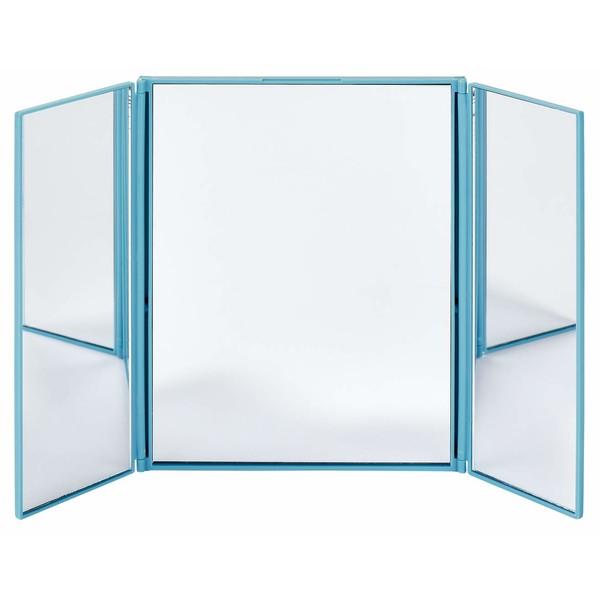 Moses openklapbare reisspiegel 15,5 cm blauw