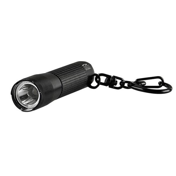 LiteXpress LED Mini zaklamp Werkt op batterijen 72 lm 28 g Zwart